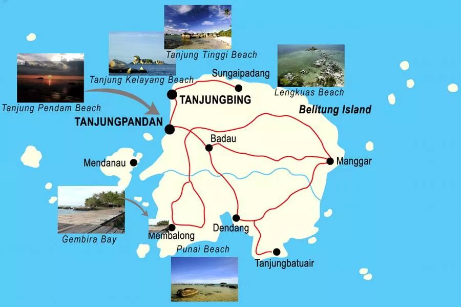 Paket Wisata BelitunginParadise.com