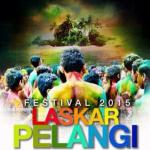 Festival Laskar Pelangi Digelar 27-29 Agustus 2015