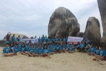 Paket wisata 4D3N Belitung Hotel Bintang 3