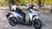 Rental motor Belitung