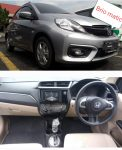 Rental mobil Brio matic 250k / day