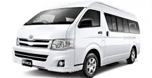 Sewa Hiace 15 Seat ( Include driver+bbm ) 900k /day